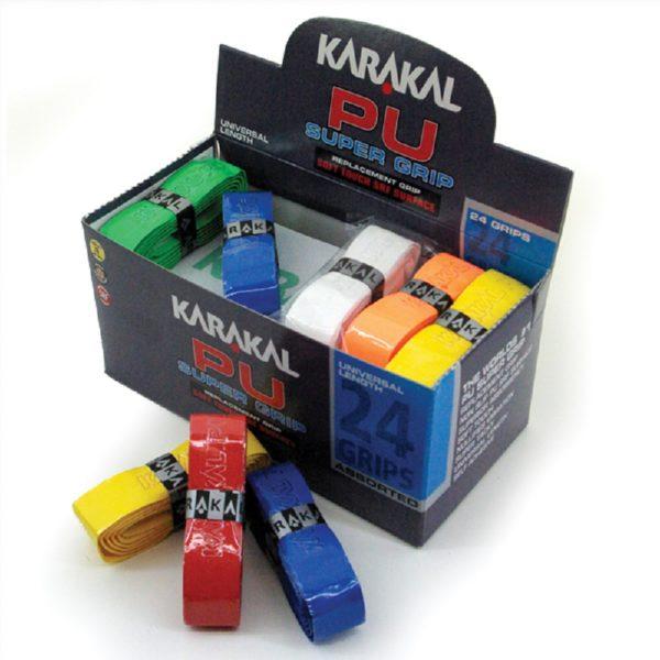 Karakal PU Super Grip-разных цветов