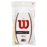 Намотки для тенниса, сквоша, бадминтона Wilson Pro (30 намоток)