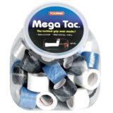 Намотки для тенниса, сквоша, бадминтона Tourna Mega Tac XL (банка — 36 намоток)
