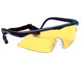 Очки для сквоша, бадминтона, тенниса Tourna Specs® Amber (ЖЁЛТЫЕ) — в продаже 18.01.20