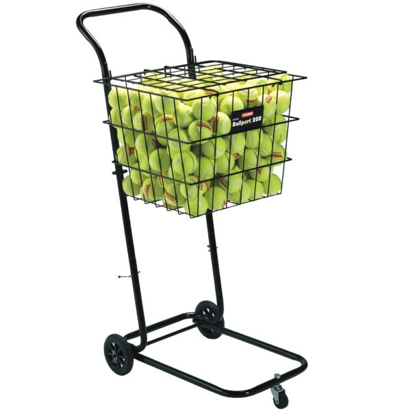 Tourna Ballport® 200-Ball Deluxe Dolly Cart