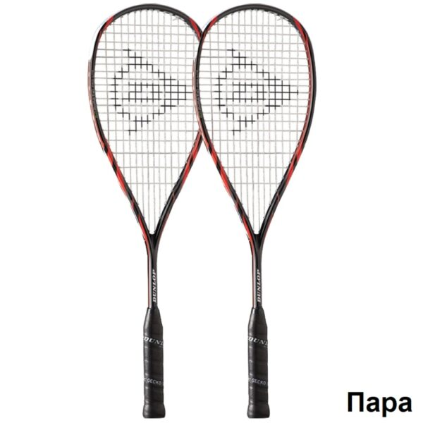 Dunlop Biomimetic Pro Lite 140 Squash Racket 2014-ПАРА