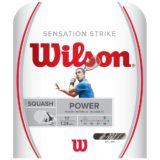 Струны для сквоша Wilson Sensation Strike 1,24 (оригинальная упаковка 10м)