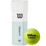 Мячи для тенниса Wilson Triniti All Court (банка: 3 мяча)