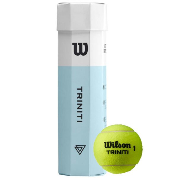 Wilson Triniti All Court Tennis 4 Balls-1